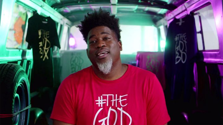 David Banner The God Box
