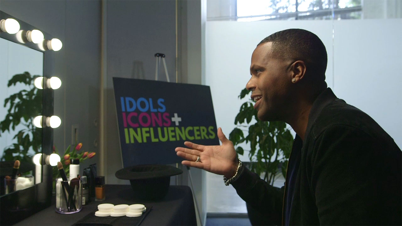 Icons, Idols & Influencers – Lights, Camera, Action!
