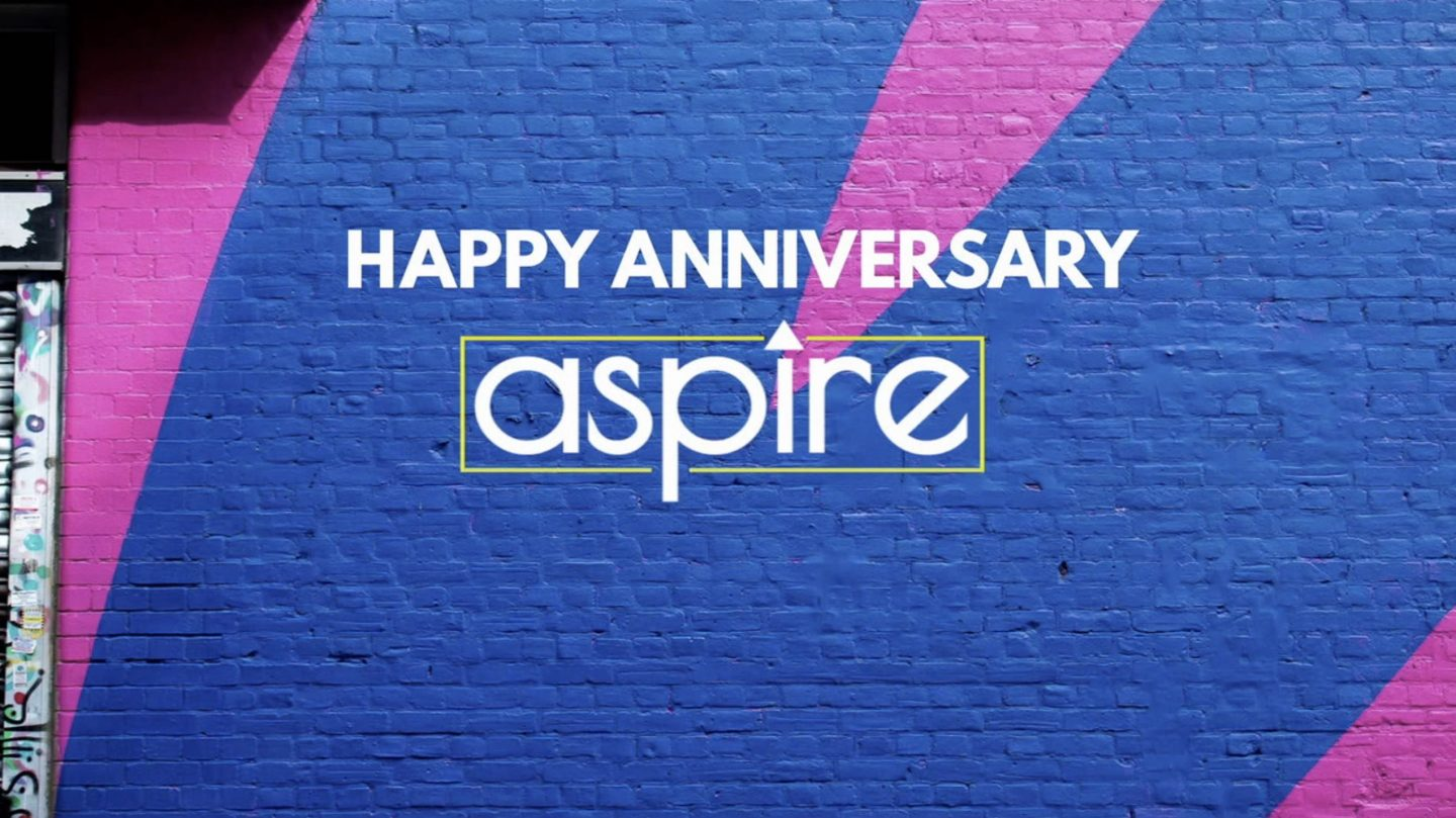 Aspire Turns 6: Celebrating Culture, Content and Community
