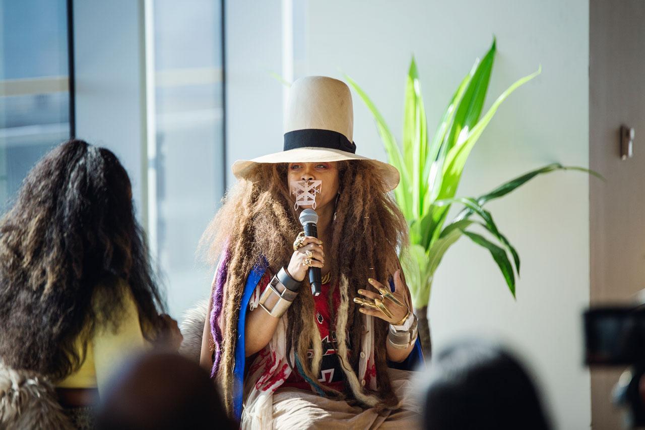 Erykah Badu | AfroChic | aspireTV