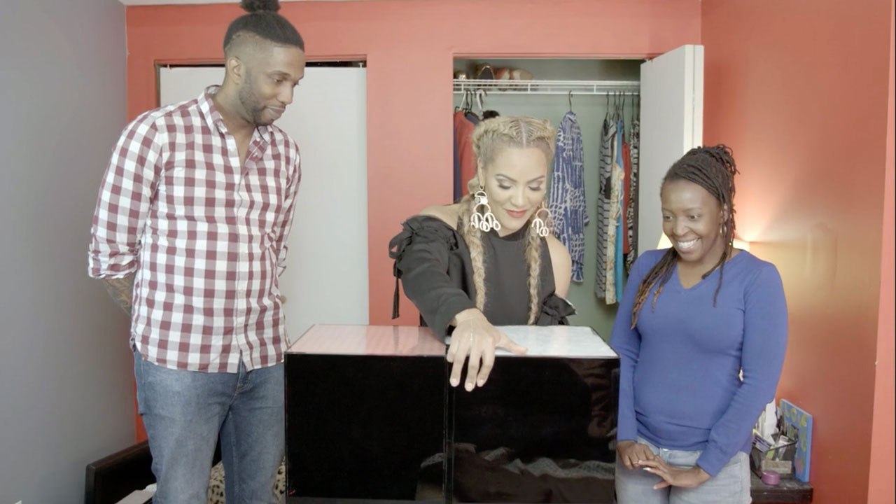 #UnboxedWithNikkiChu: Bedroom Magic for Keshia and Dwayne