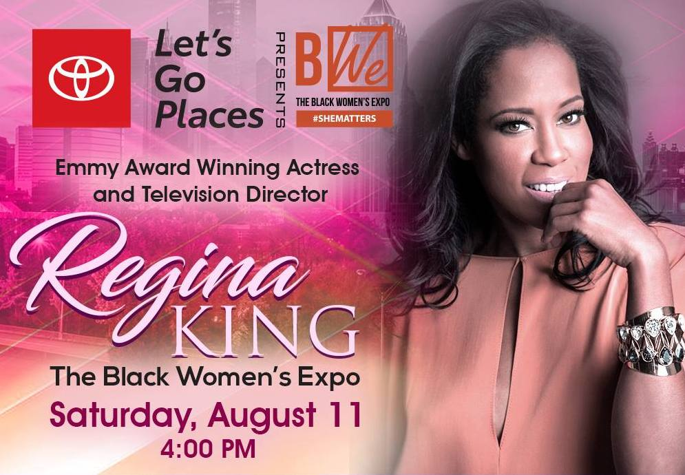 Regina King | Black Women's Expo