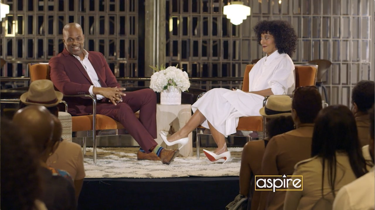 Icons, Idols + Influencers – Chris' Moment with Diana Ross