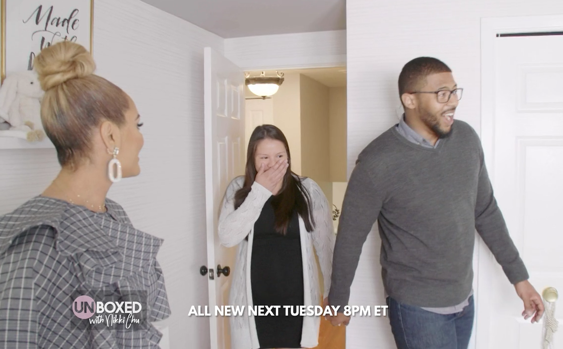 Tonight at 8pm ET! Catch a New Episode of Unboxed with Nikki Chu featuring Jarran & Kate