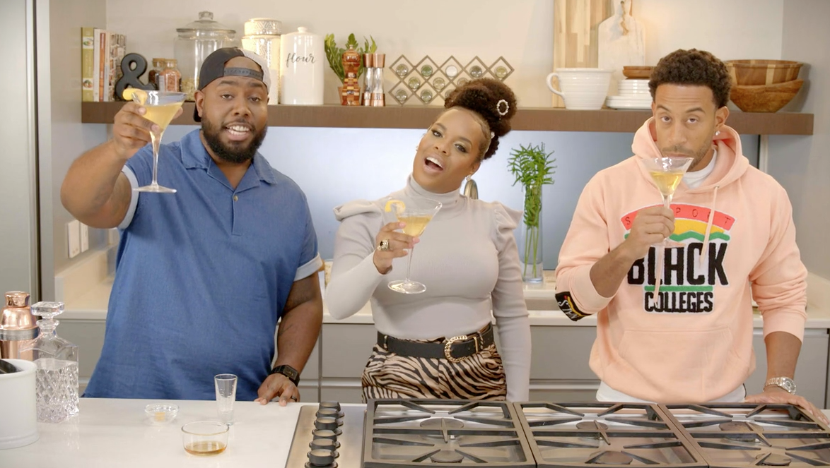Word of Mouf Is That We Got Ludacris In The Kitchen For This Week's Butter + Brown